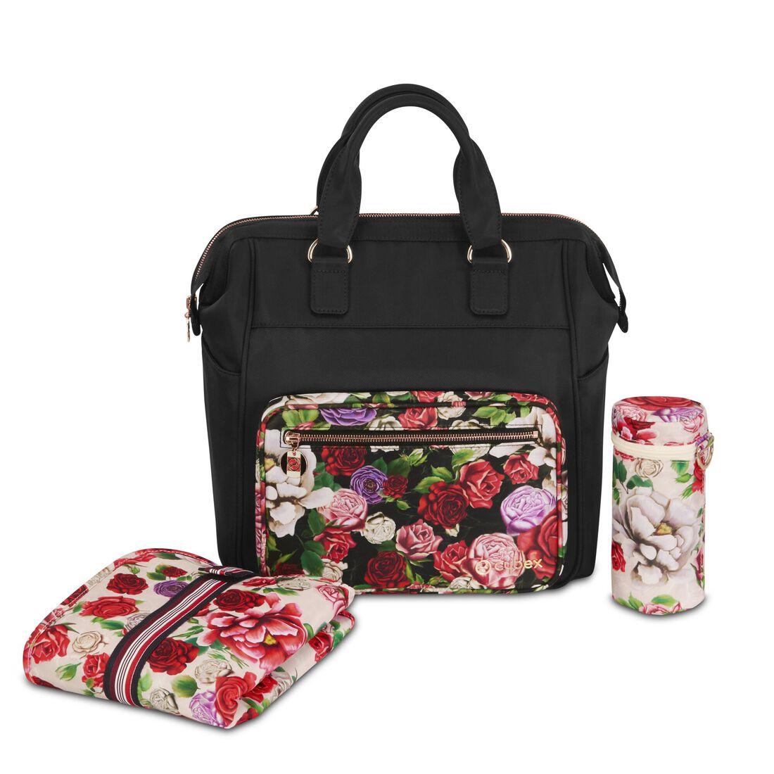 CYBEX Changing Bag Stroller  - Spring Blossom Dark in Spring Blossom Dark large image number 4