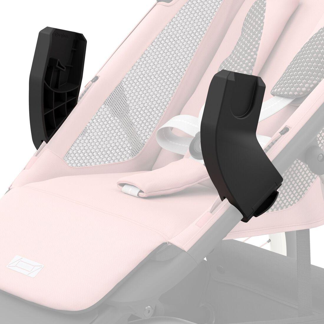 CYBEX Adapter Car Seat Avi - Black in Black large