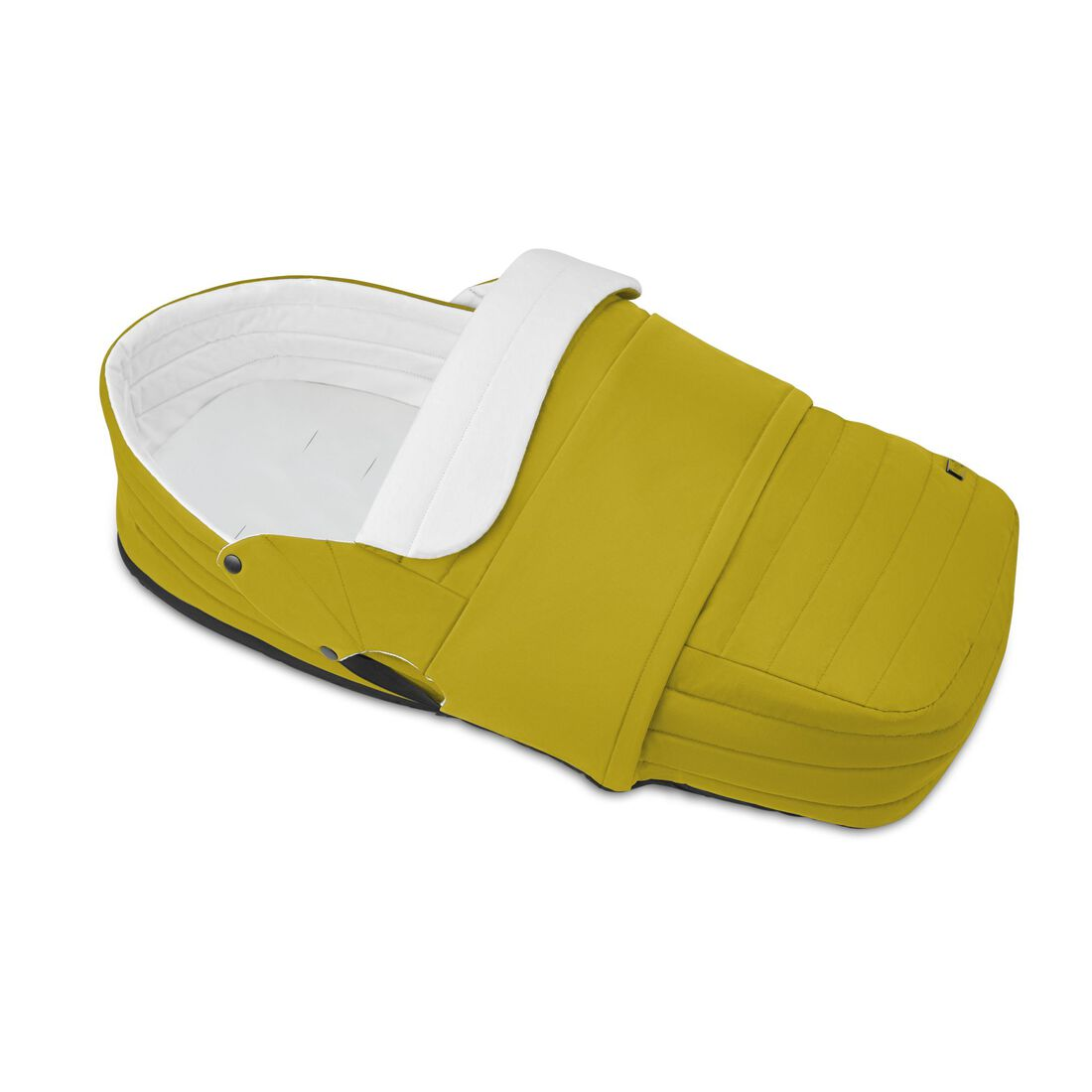 CYBEX Lite Cot - Mustard Yellow in Mustard Yellow large image number 3
