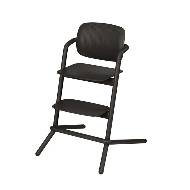 Lemo Chair - Infinity Black (Plastic)