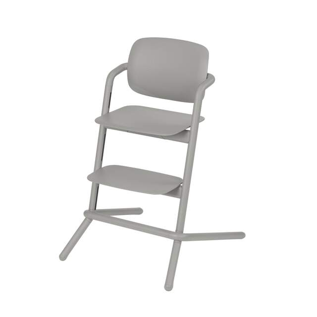 Lemo Chair - Storm Grey (Plastic)