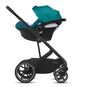CYBEX Balios S Lux - River Blue (Black Frame) in River Blue (Black Frame) large image number 3 Small