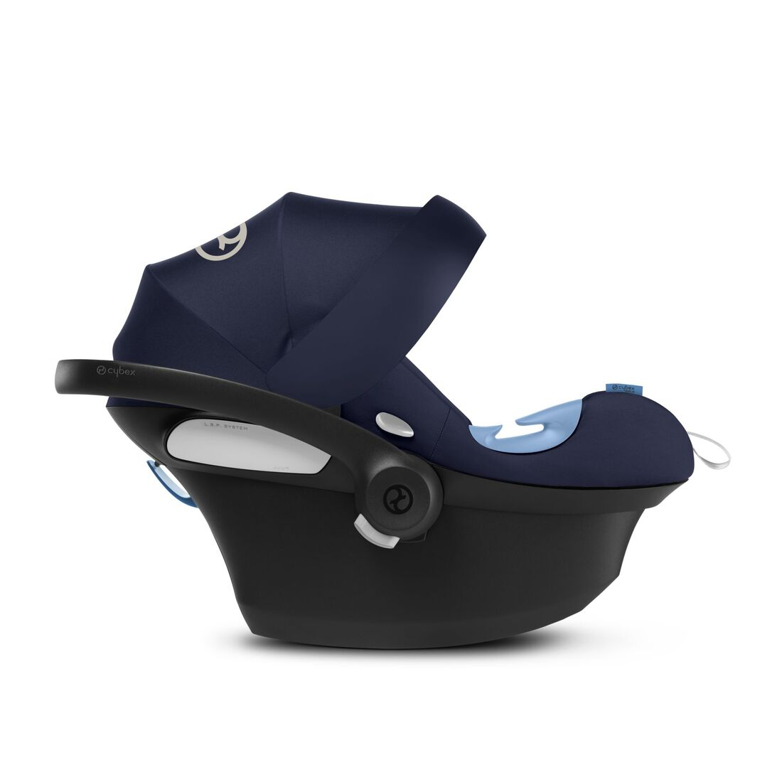 CYBEX Aton M i-Size - Navy Blue in Navy Blue large image number 6