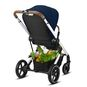 CYBEX Balios S Lux - Navy Blue (Silver Frame) in Navy Blue (Silver Frame) large image number 6 Small