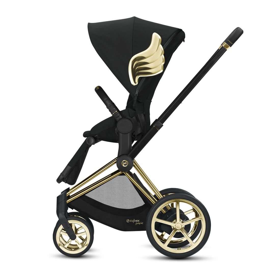 CYBEX e-Priam Jeremy Scott - Wings in Wings large image number 2
