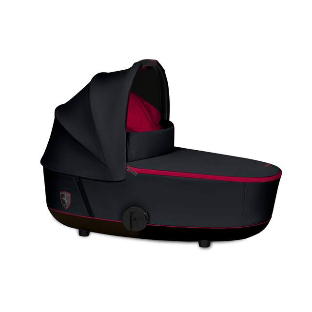 Mios Lux Carry Cot - Ferrari Victory Black