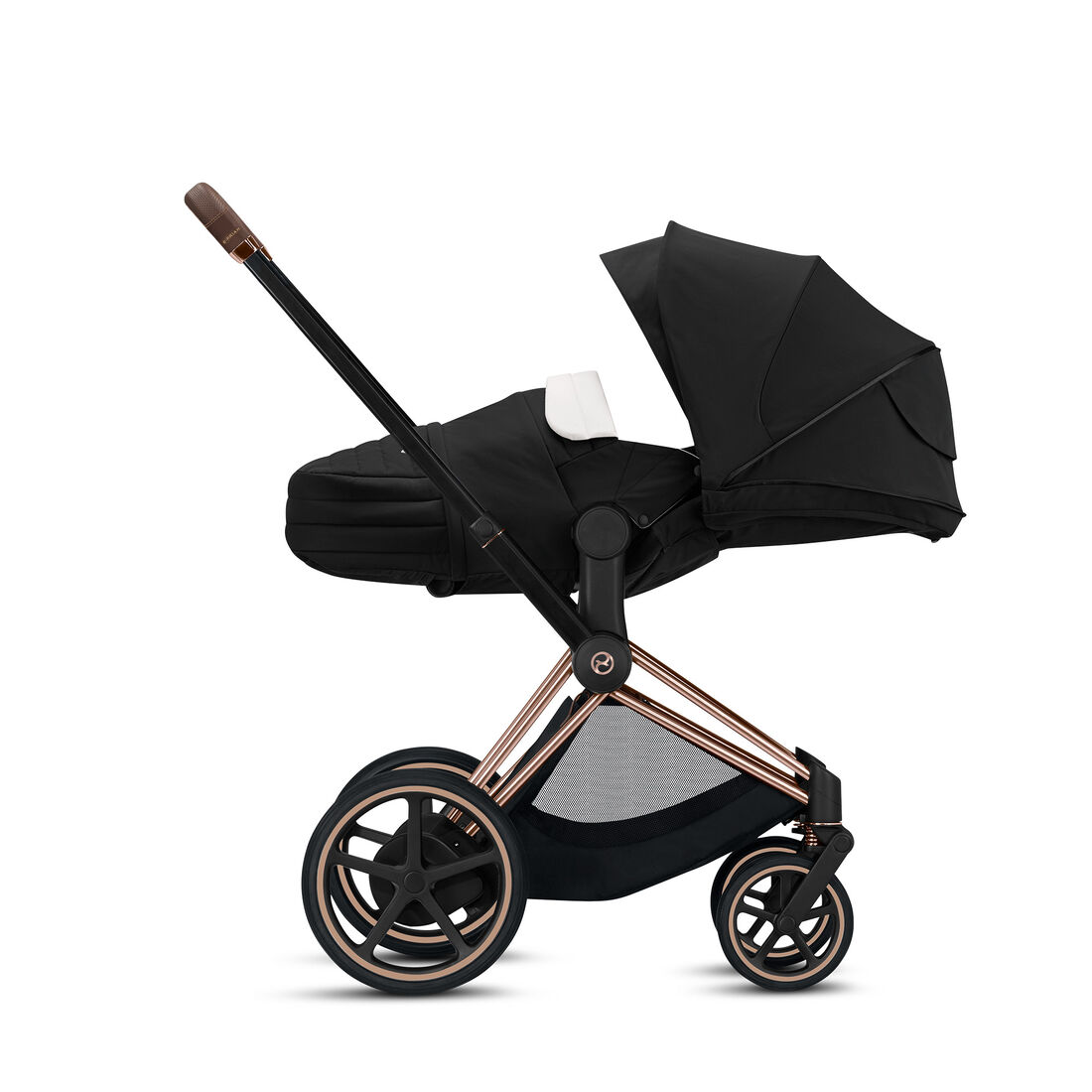 CYBEX Configure your e-Priam Frame with Seat Pack and Lite Cot in  large image number 1