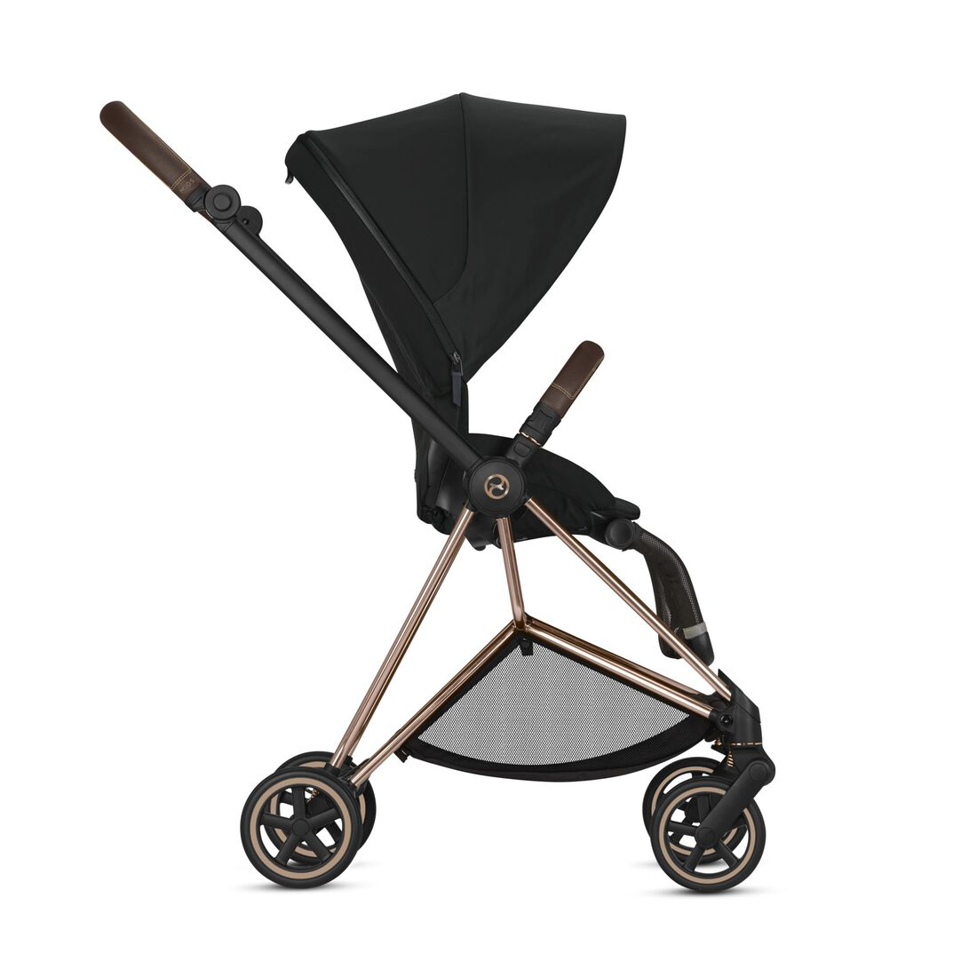 CYBEX Configure Mios Set: Frame, Lux Carry Cot, Cloud Z i-Size, Seat Pack in  large image number 4