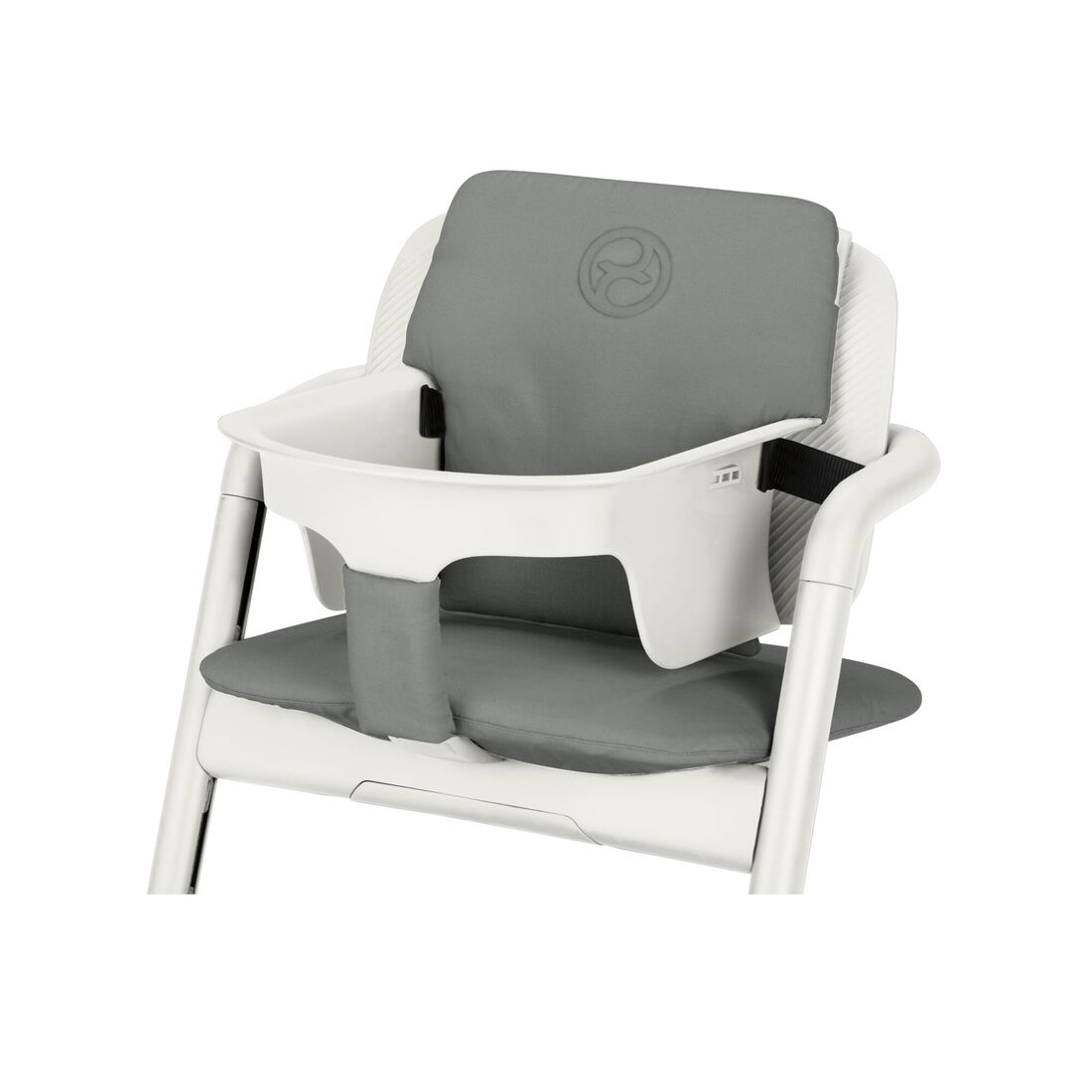 CYBEX Lemo Comfort Inlay - Storm Grey in Storm Grey large