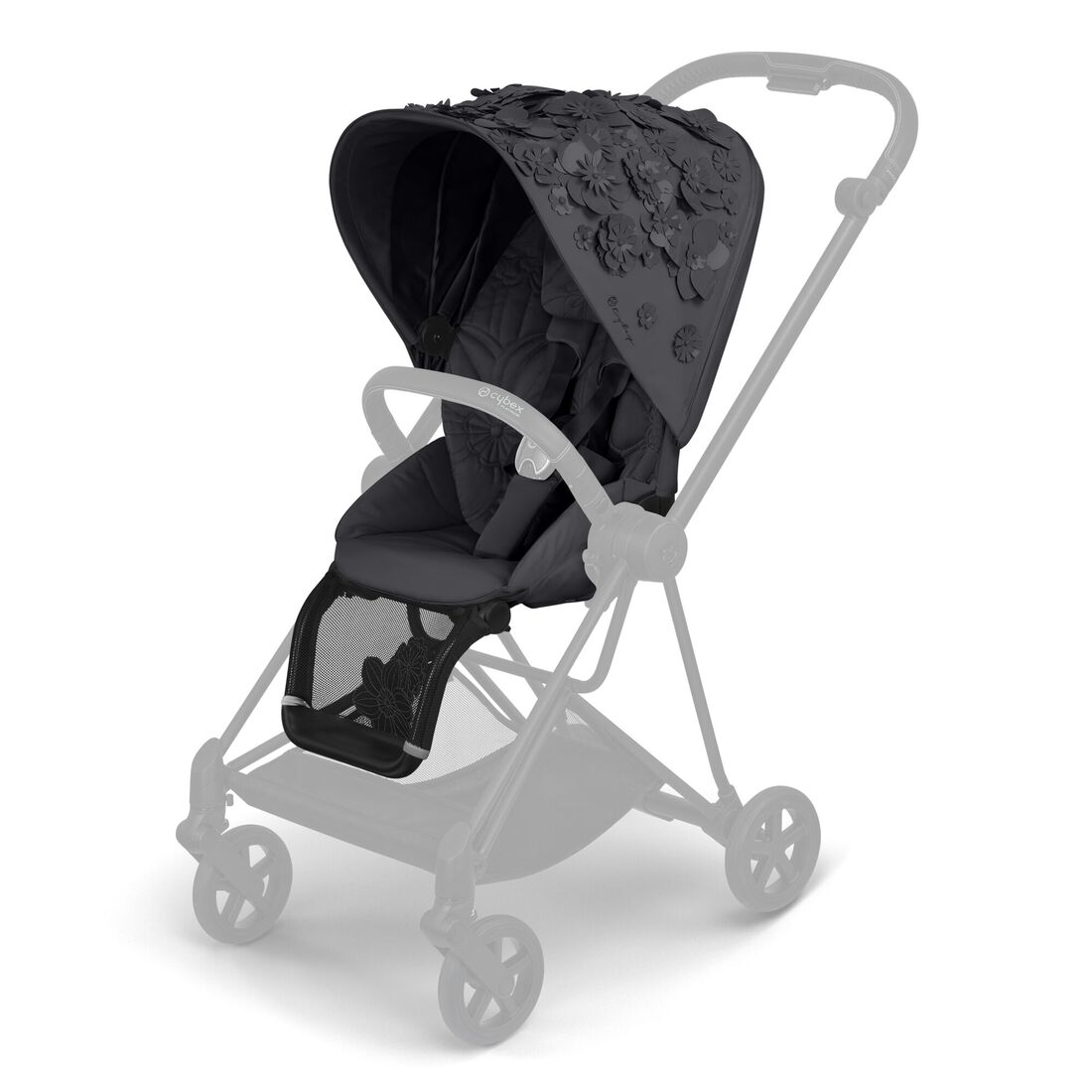 CYBEX Mios Seat Pack - Dream Grey in Dream Grey large image number 1