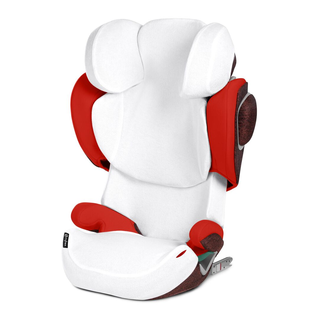 CYBEX Summer Cover Solution Z - White in White large image number 1