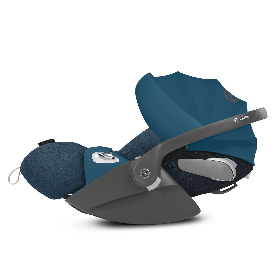 CYBEX Cloud Z i-Size - Mountain Blue Plus in Mountain Blue Plus large image number 1