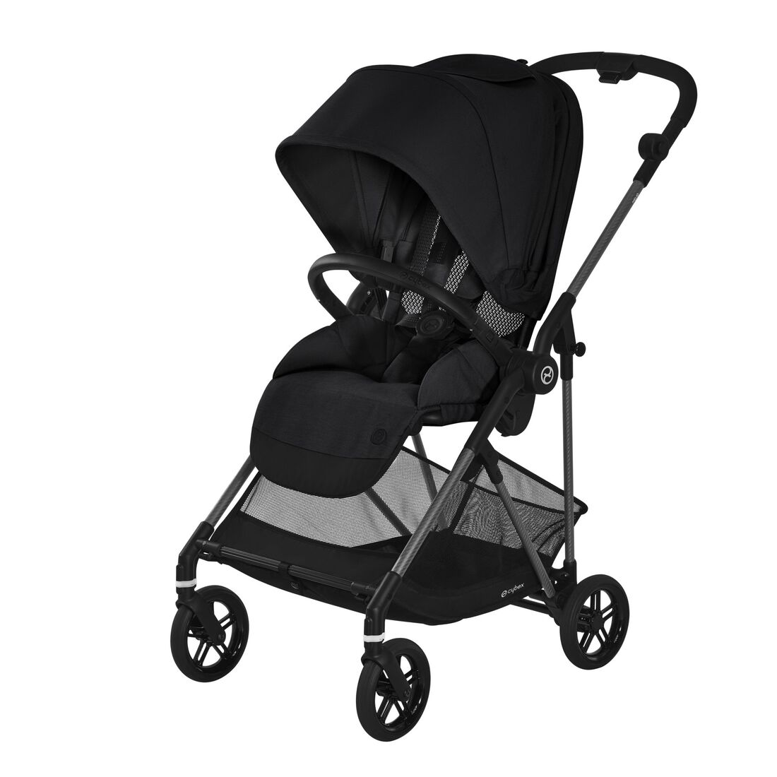 CYBEX Melio Carbon - Deep Black in Deep Black large Bild 1