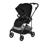 CYBEX Melio Carbon - Deep Black in Deep Black large Bild 1 Klein