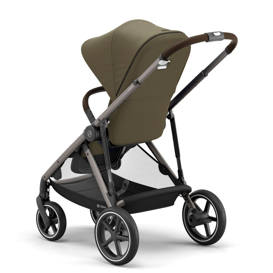 CYBEX Gazelle S - Classic Beige (Taupe Frame) in Classic Beige (Taupe Frame) large image number 8