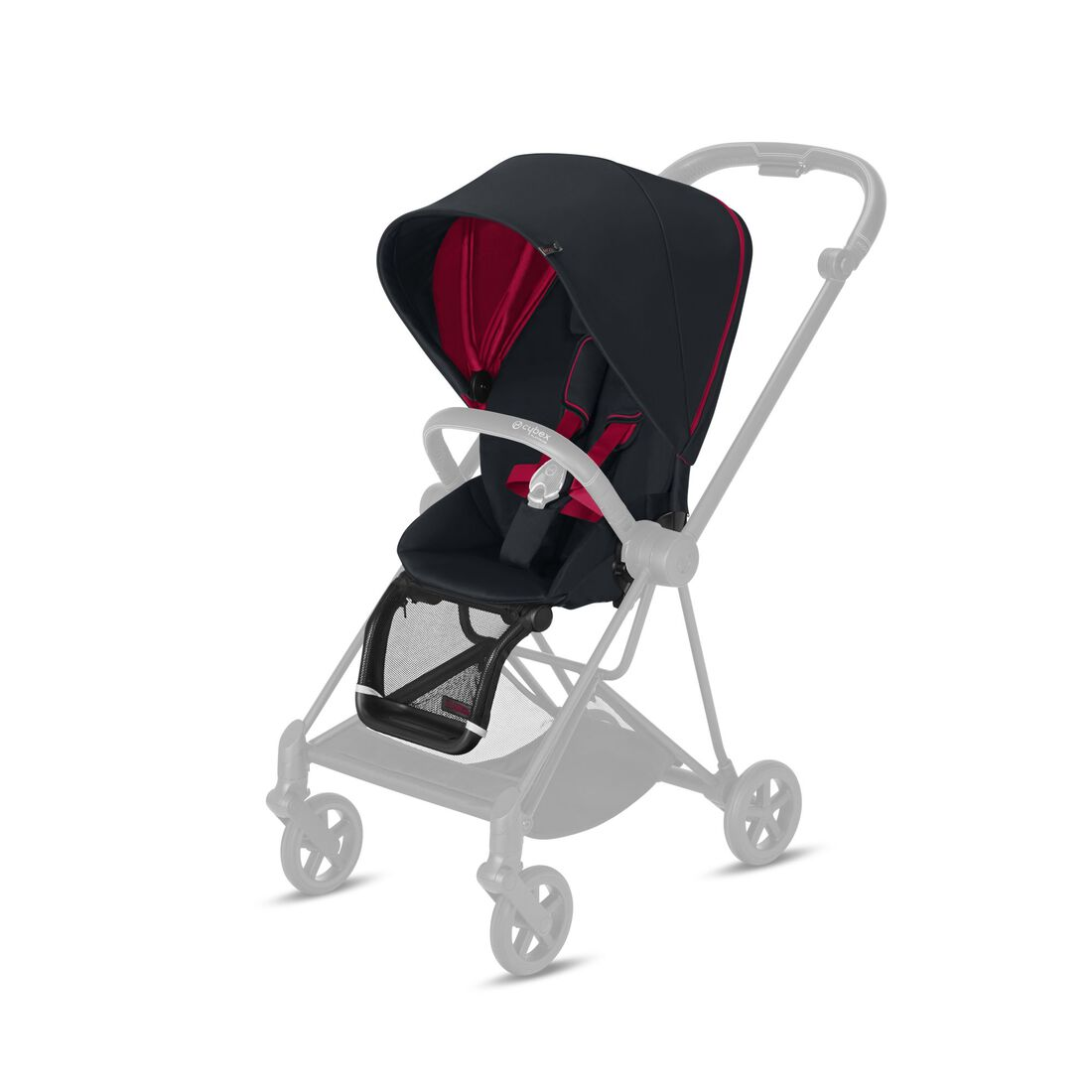 CYBEX Mios Seat Pack - Ferrari Victory Black in Ferrari Victory Black large image number 1
