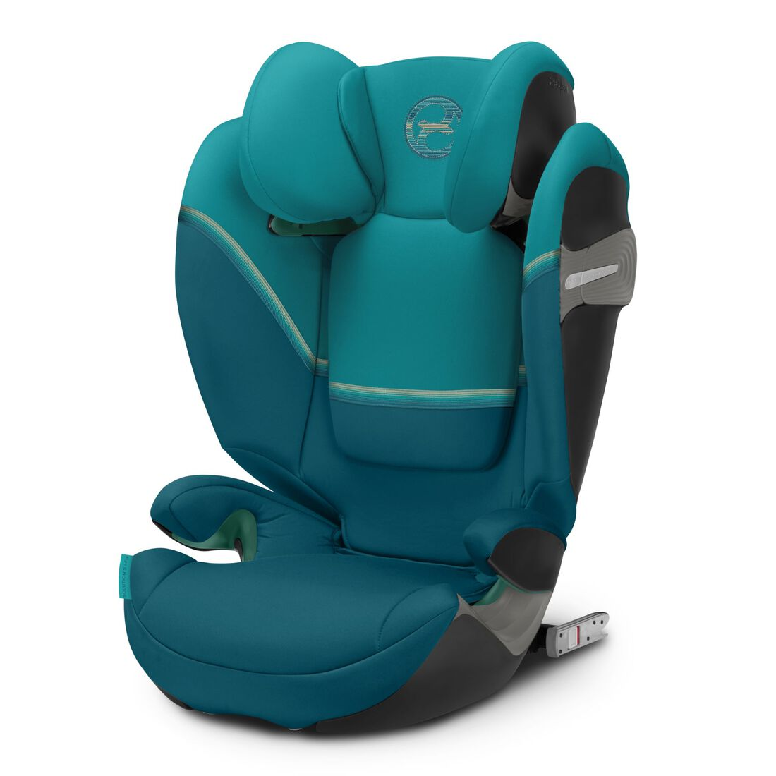 CYBEX Solution S i-Fix - River Blue in River Blue large Bild 1