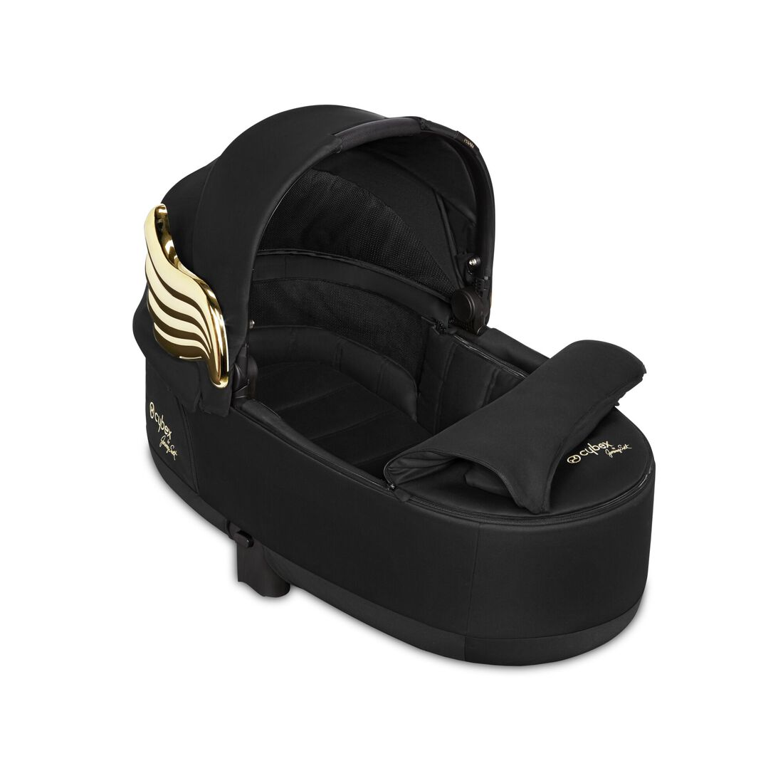 CYBEX Priam Lux Carry Cot - Wings in Wings large image number 2