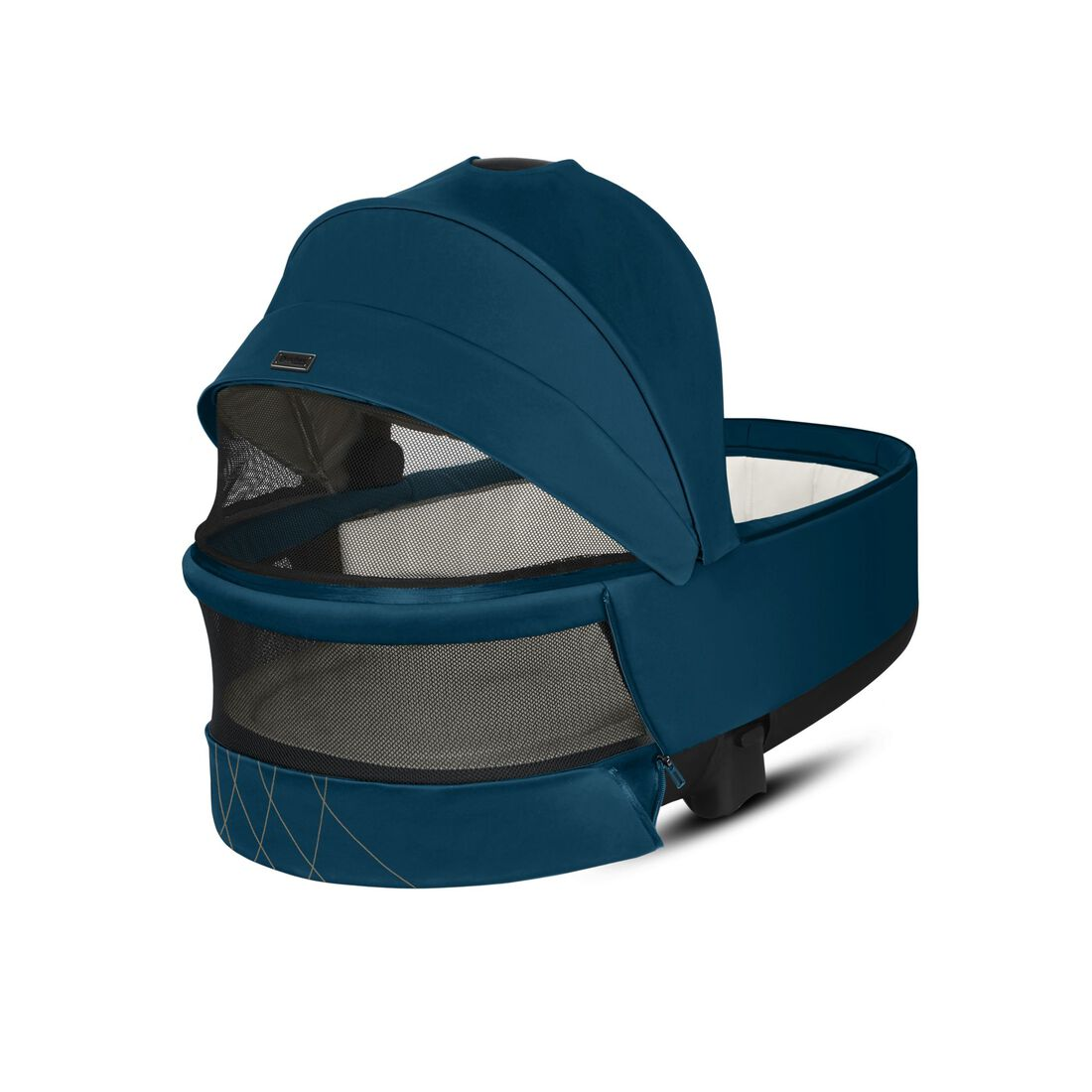 CYBEX Priam Lux Carry Cot - Mountain Blue in Mountain Blue large Bild 4