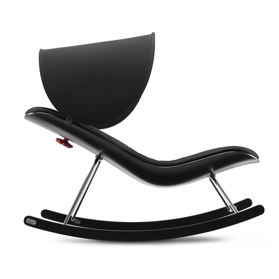 CYBEX Wanders Canopy - Black in Black large image number 3