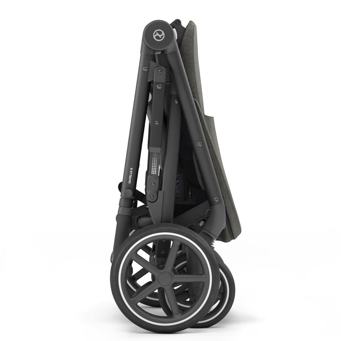 CYBEX Gazelle S - Soho Grey (Black Frame) in Soho Grey (Black Frame) large image number 9