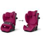 CYBEX Pallas G i-Size - Magnolia Pink in Magnolia Pink large image number 6 Small