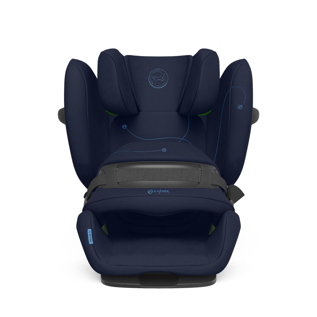 CYBEX Pallas G i-Size - Navy Blue in Navy Blue large image number 2