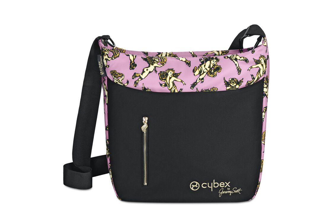CYBEX Changing Bag Jeremy Scott - Cherubs Pink in Cherubs Pink large image number 1