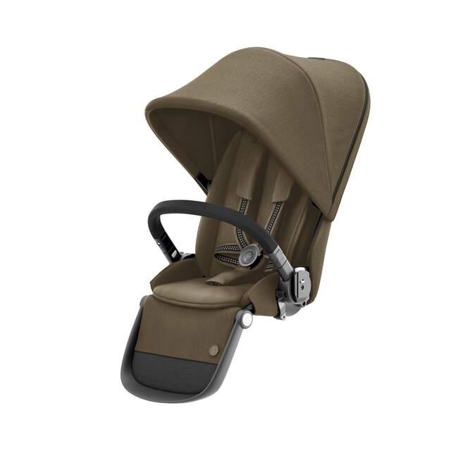 Gazelle S Seat Unit - Classic Beige (Black Frame)