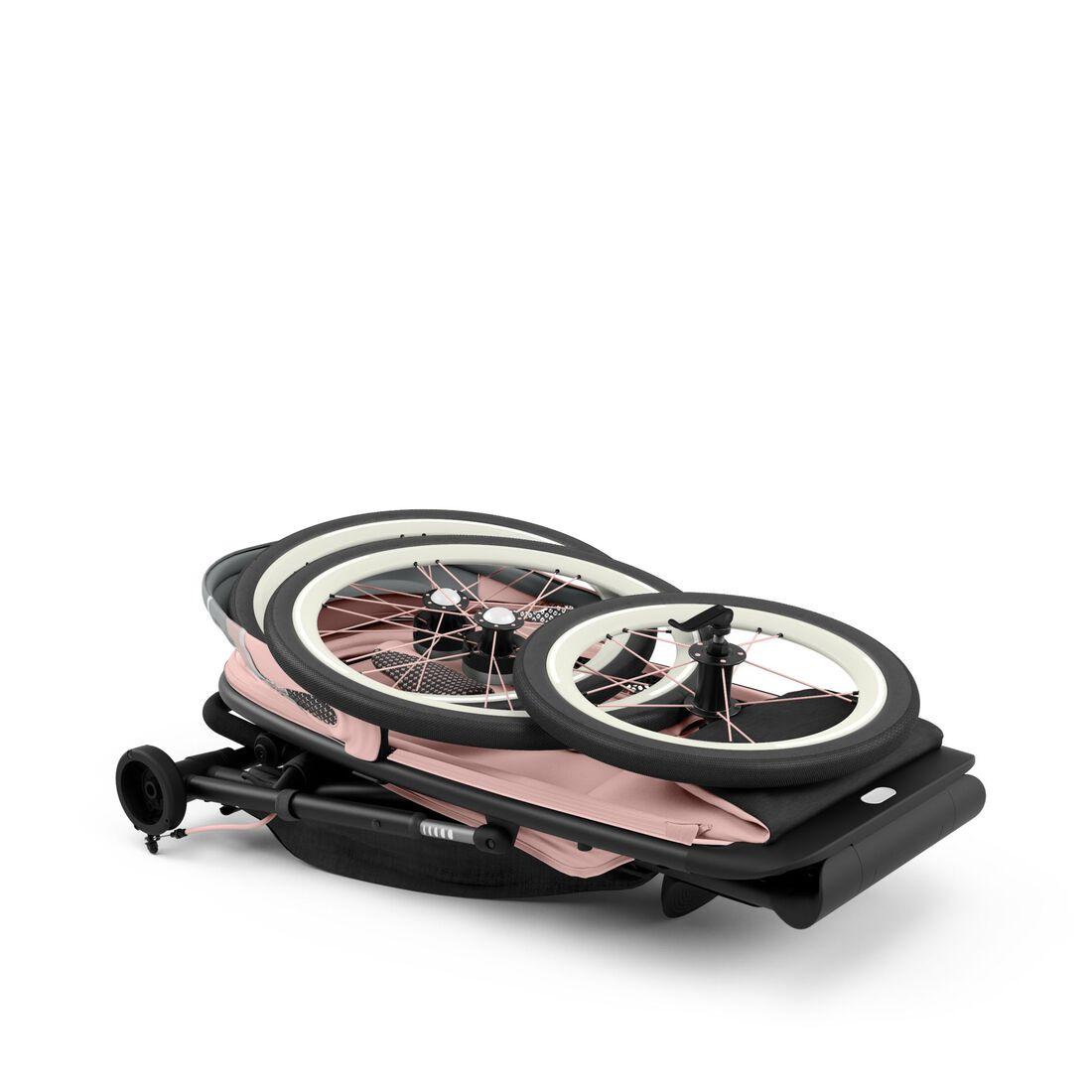 CYBEX Avi Rahmen - Schwarz mit pinken Details in Black With Pink Details large Bild 6