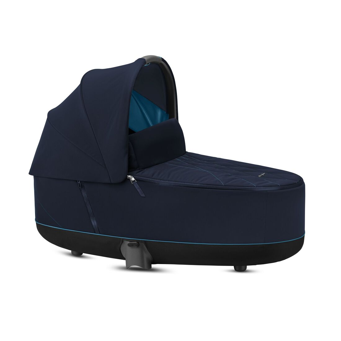 CYBEX Priam Lux Carry Cot - Nautical Blue in Nautical Blue large image number 1