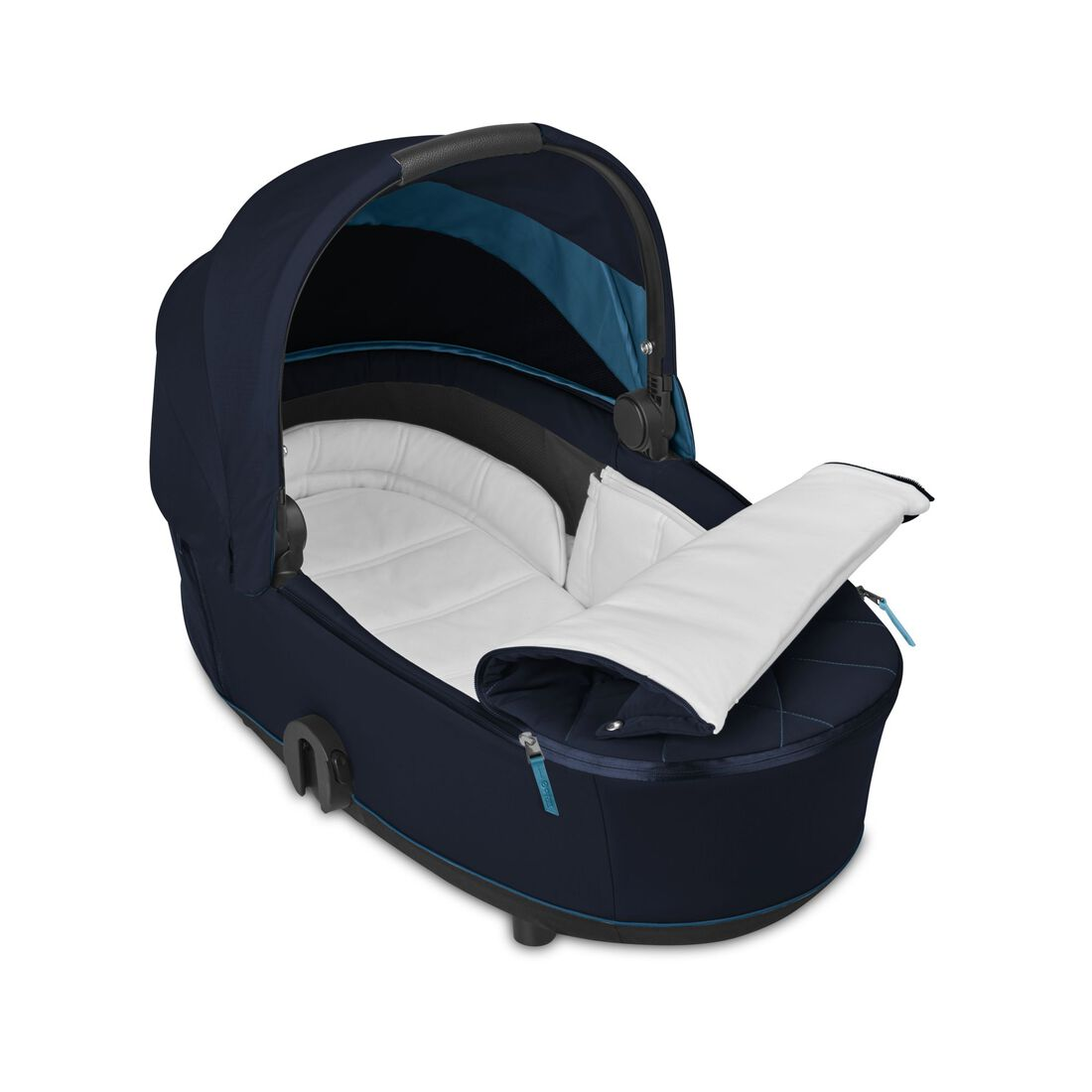 CYBEX Mios Lux Carry Cot - Nautical Blue in Nautical Blue large Bild 2