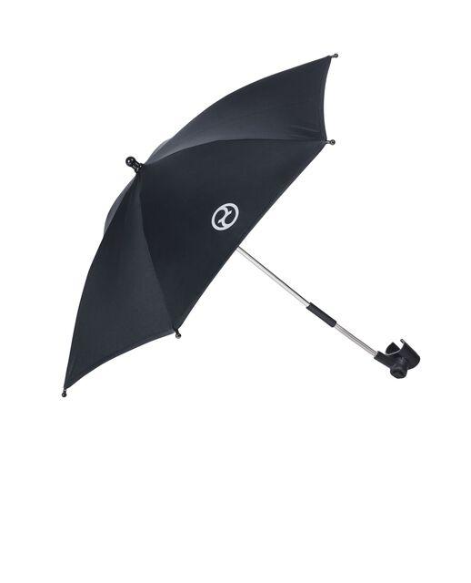 Platinum Stroller Parasol - Black