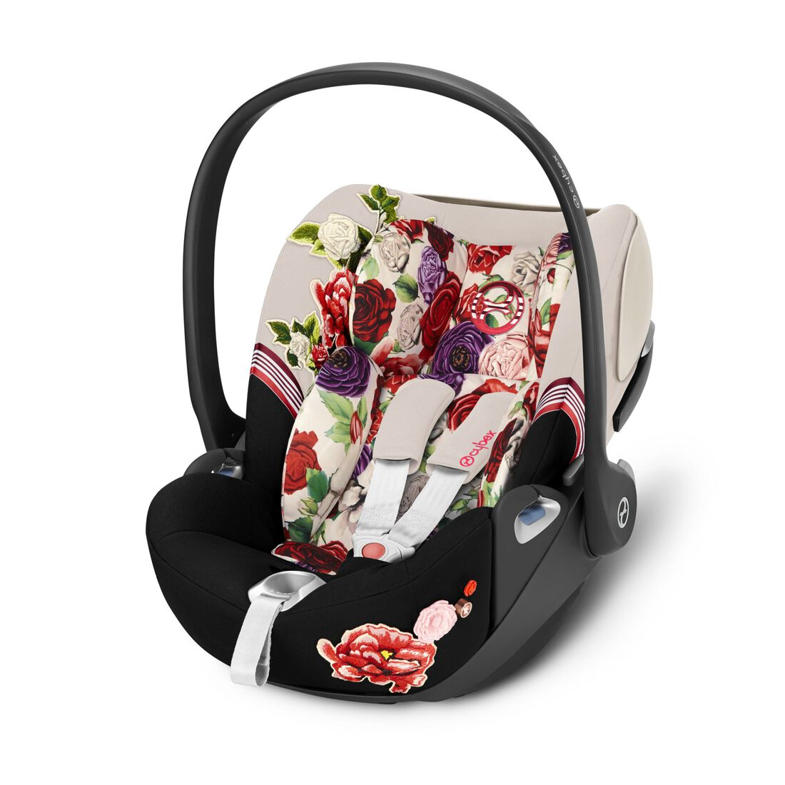 CYBEX Cloud Z i-Size - Spring Blossom Light in Spring Blossom Light large Bild 2