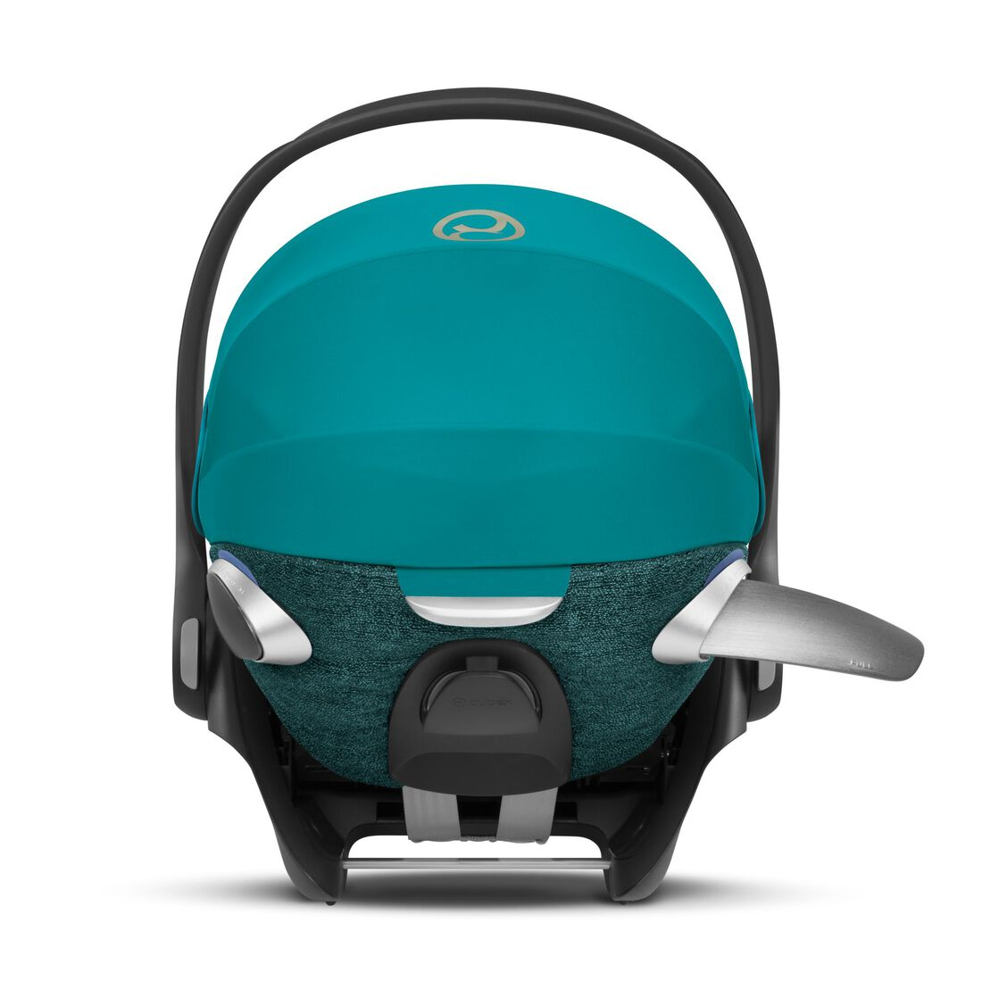 CYBEX Cloud Z i-Size - River Blue in River Blue large image number 3