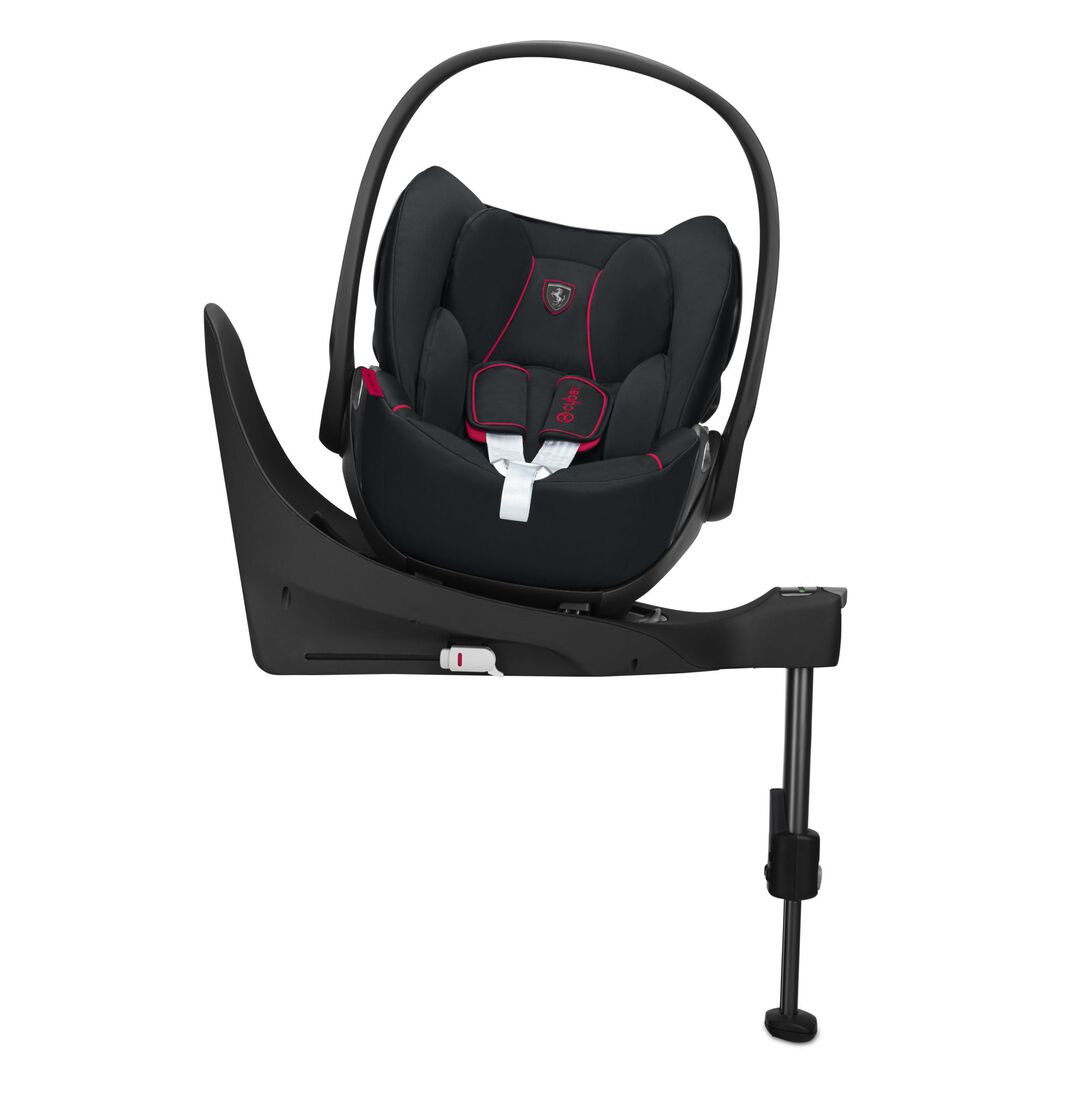 CYBEX Cloud Z i-Size - Ferrari Victory Black in Ferrari Victory Black large image number 6
