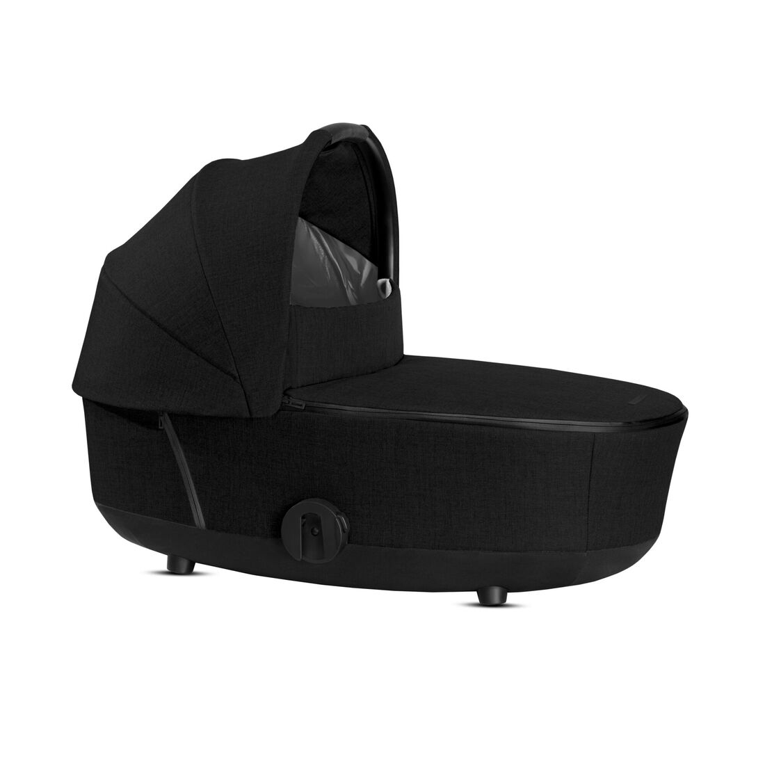 CYBEX Mios Lux Carry Cot - Stardust Black Plus in Stardust Black Plus large image number 1