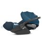 CYBEX Cloud Z i-Size - Mountain Blue Plus in Mountain Blue Plus large image number 1 Small