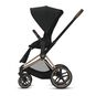 CYBEX Priam Sitzpaket - Deep Black in Deep Black large Bild 3 Klein