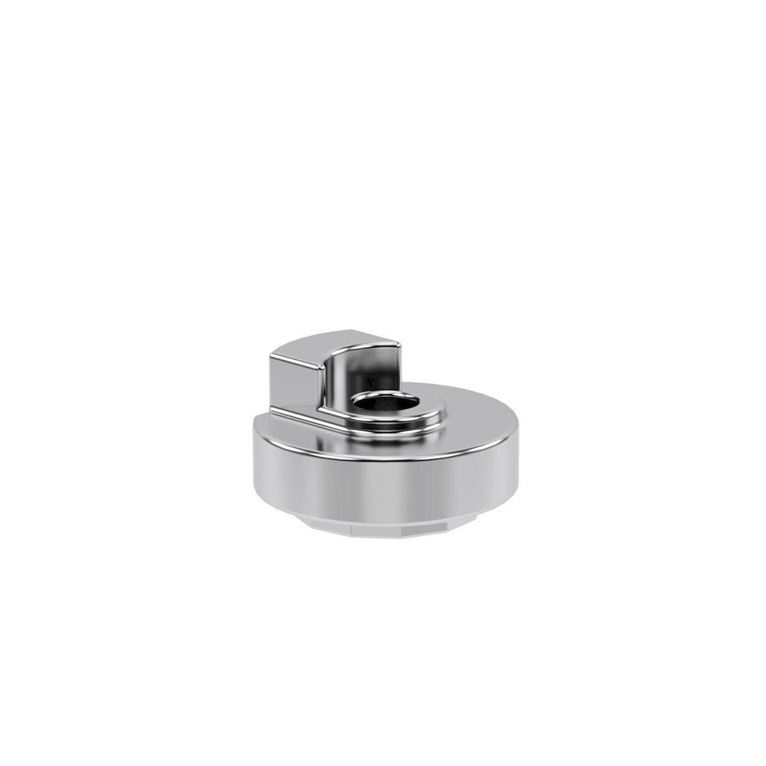CYBEX Abstandshalter für Schnellspannachsen  6 mm in Silver - 6mm large Bild 1