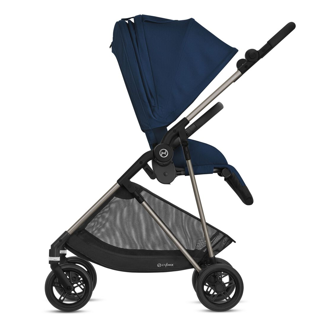 CYBEX Melio - Navy Blue in Navy Blue large Bild 3