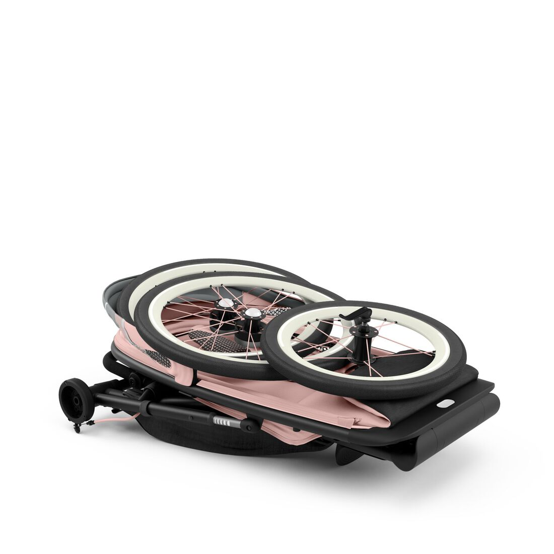CYBEX Avi Frame - Black With Pink Details in Black With Pink Details large image number 6