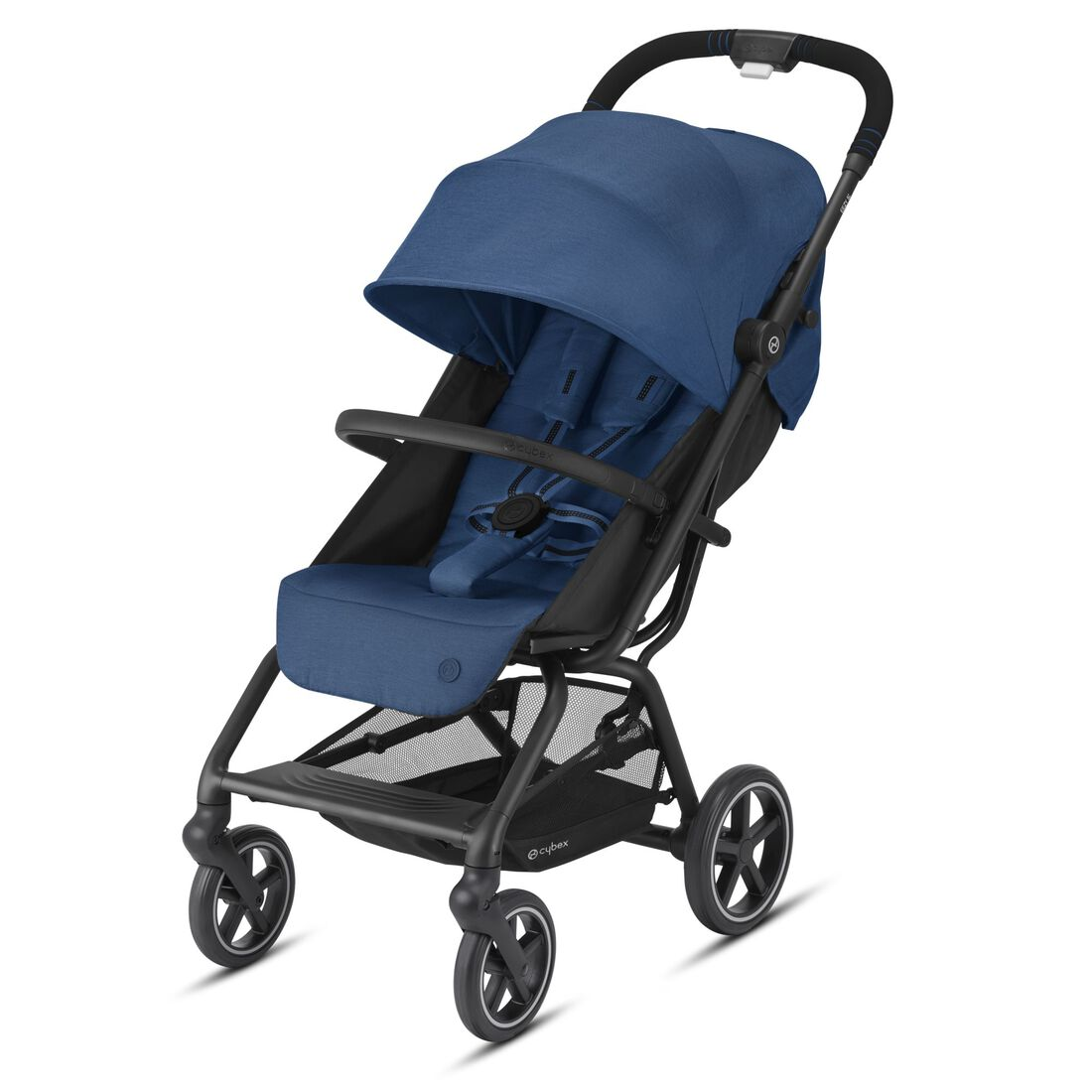 CYBEX Eezy S+2 - Navy Blue in Navy Blue large image number 1