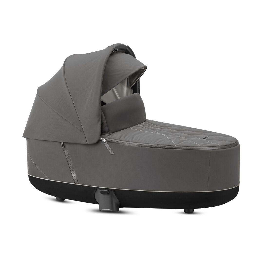 CYBEX Priam Lux Carry Cot - Soho Grey in Soho Grey large Bild 2