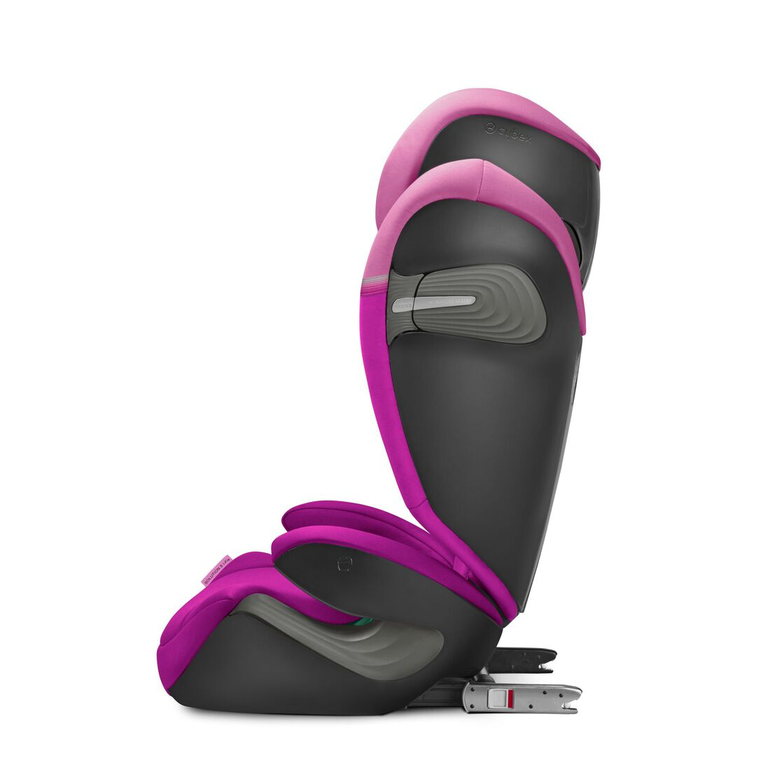 CYBEX Solution S2 i-Fix - Magnolia Pink in Magnolia Pink large Bild 3