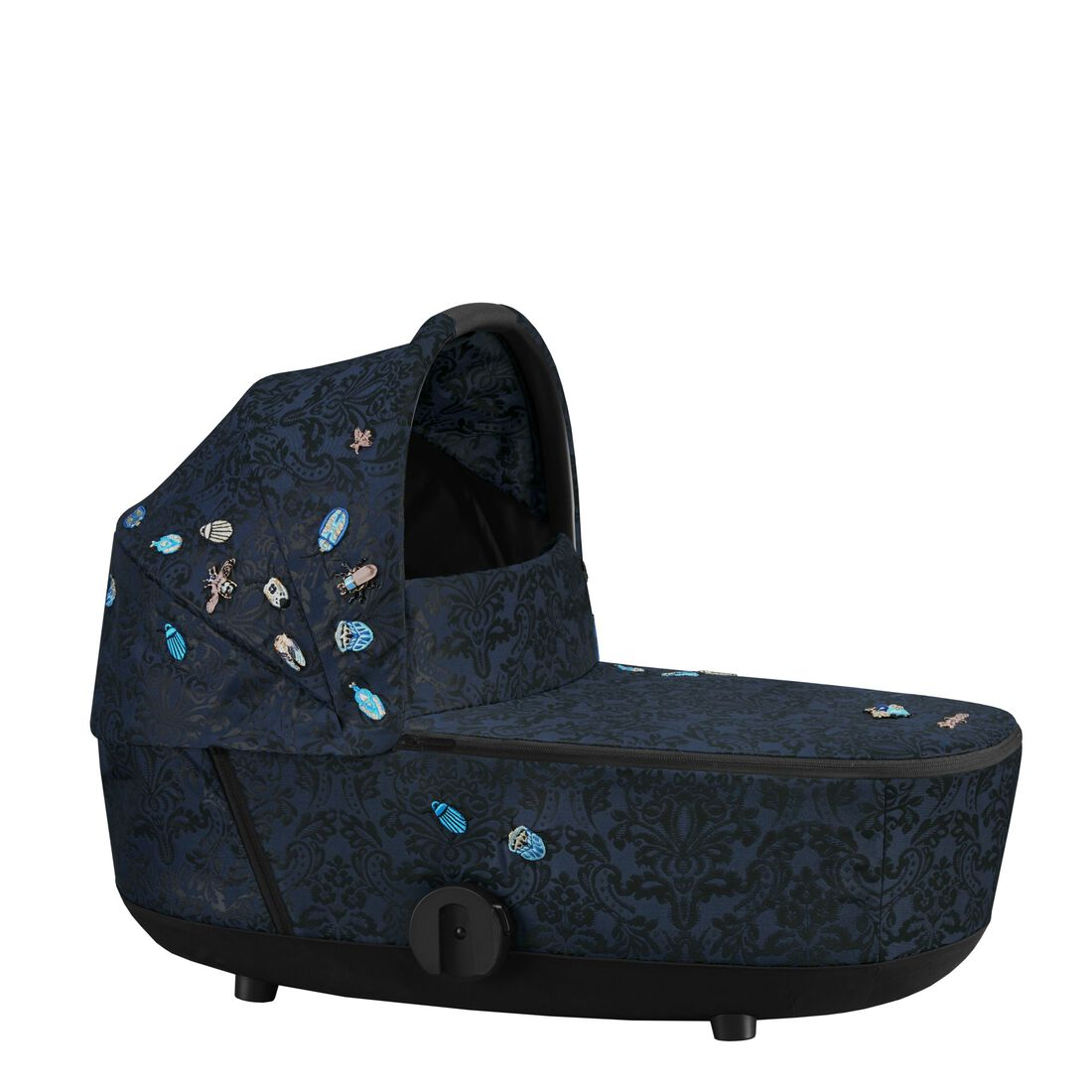 CYBEX Mios Lux Carry Cot - Jewels of Nature in Jewels of Nature large image number 1