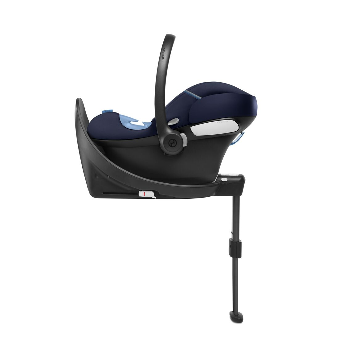 CYBEX Aton M i-Size - Navy Blue in Navy Blue large Bild 8