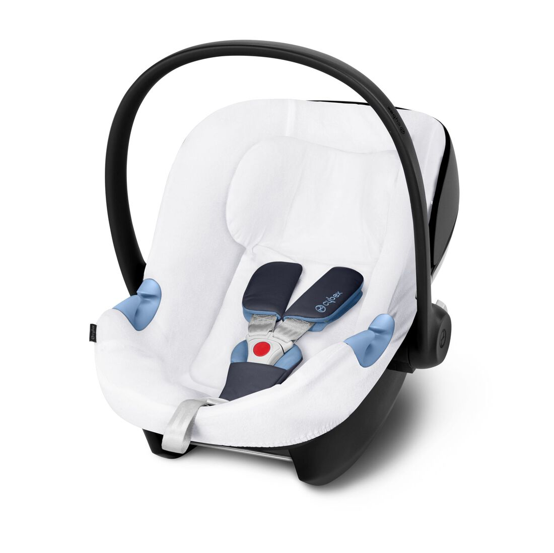 CYBEX Summer Cover Aton M/B - White in White large image number 1
