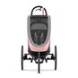 CYBEX Zeno Frame - Black With Pink Details in Black With Pink Details large image number 3 Small