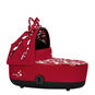 CYBEX Mios Lux Carry Cot - Petticoat Red in Petticoat Red large image number 1 Small